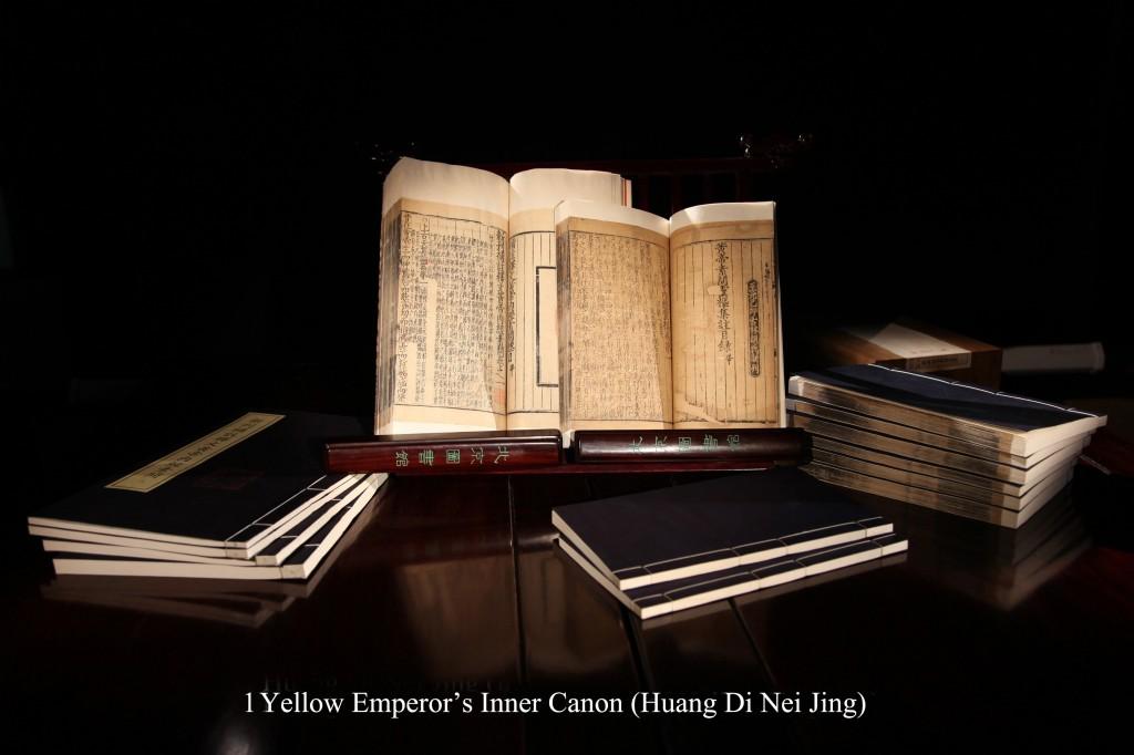 Yellow Emperor's Inner Canon (Huang Di Nei Jing)